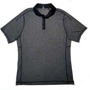 LULULEMON ATHLETICA Lightweight Polo Shirt
